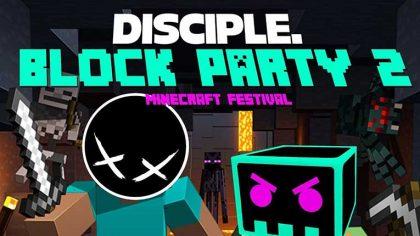 VIDEO: 12th Planet, Modestep, Dirtyphonics y más en vivo desde el Disciple Minecraft Festival