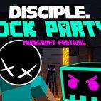 VIDEO: 12th Planet, Modestep, Dirtyphonics y más en vivo desde el Disciple Minecraft Festival