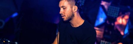 VIDEO: Calvin Harris toca un set de 80 minutos bajo su aka 'Love Regenerator'
