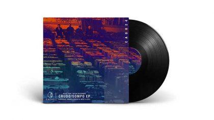 AFFKT anuncia el lanzamiento del EP 'Crudo / Sompo' feat. Sutja Gutierrez