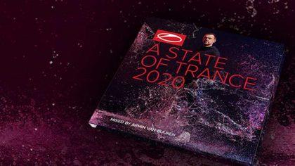AUDIO: Armin Van Buuren lanza la edición 2020 de 'A State Of Trance'