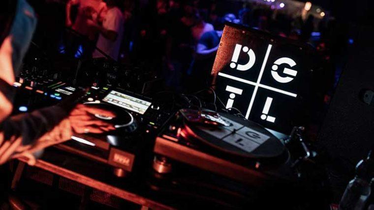 AUDIO: El sello holandés DGTL Records lanza el compilado de 12 tracks 'V / A Volume Two'