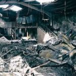 En medio de la pandemia, un emblemático club de Berlín sufre un incendio generado intencionalmente