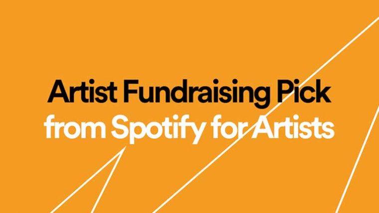 Spotify ahora permite pago directo a los artistas y organizaciones benéficas