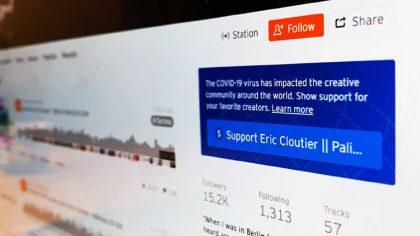 Una nueva opción de SoundCloud permite la donación directa para financiar a los artistas