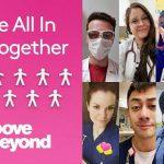 VIDEO: El nuevo video de Above & Beyond presenta cameos de más de 70 trabajadores de la salud