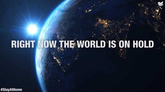 VIDEO: Big City Beats comparte emotivo video acerca de la actual situación «The World Is On Hold»