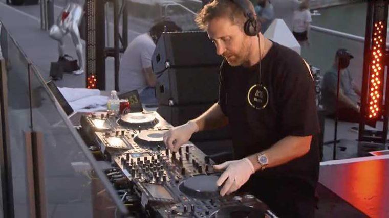 VIDEO: David Guetta recauda $ 700k durante la presentación «United At Home» en Miami