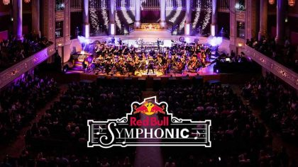 VIDEO: Red Bull Symphonic – Camo & Krooked fusionan el drum and bass con la música clásica