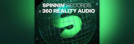 AUDIO – Deezer y Spinnin Records lanzan un playlist con calidad «360 Reality Audio», creando una experiencia inmersiva