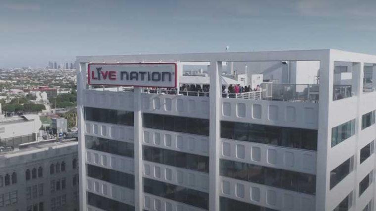 COVID-19: Live Nation deja sin permiso de trabajo al 20% de sus empleados y el CEO de la compañía renuncia a su salario como muestra de apoyo