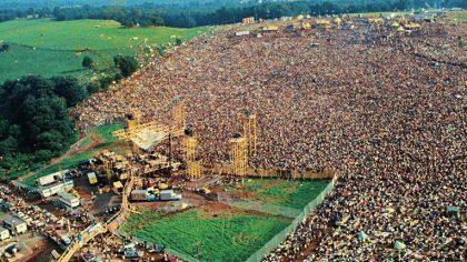 Durante la celebración de Woodstock 69 también hubo una pandemia. ¿Entonces, porque actualmente no hay eventos masivos?