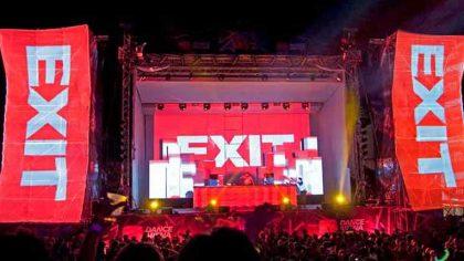VIDEO – EXIT Festival de Serbia será el primer gran evento en celebrarse en Europa en agosto