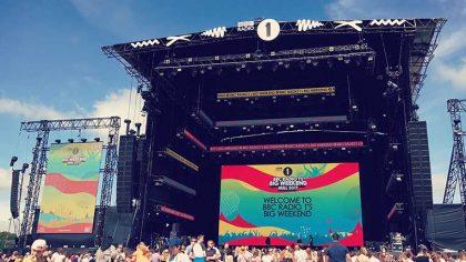 El clásico festival Big Weekend de la BBC Radio 1 ahora se vuelve virtual