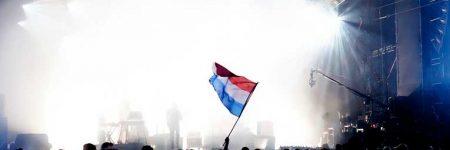 Hasta el Monarca holandés, Willem-Alexander, afirma que los festivales de música son esenciales