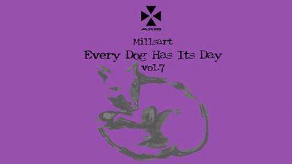 Jeff Mills lanza la séptima entrega de su serie 'Every Dog Has Its Day' bajo su alias «Millsart»