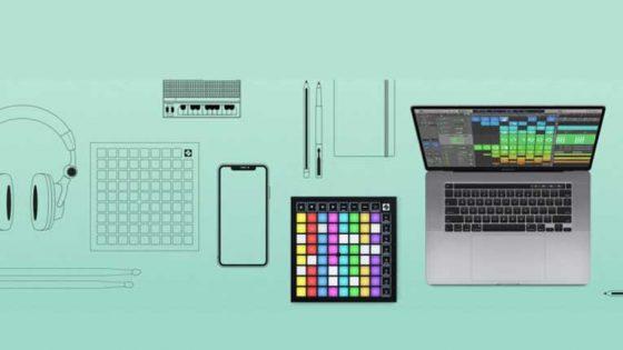 Los Launchpads de Novation ofrecen control plug and play de Live Loops con Logic Pro X 10.5