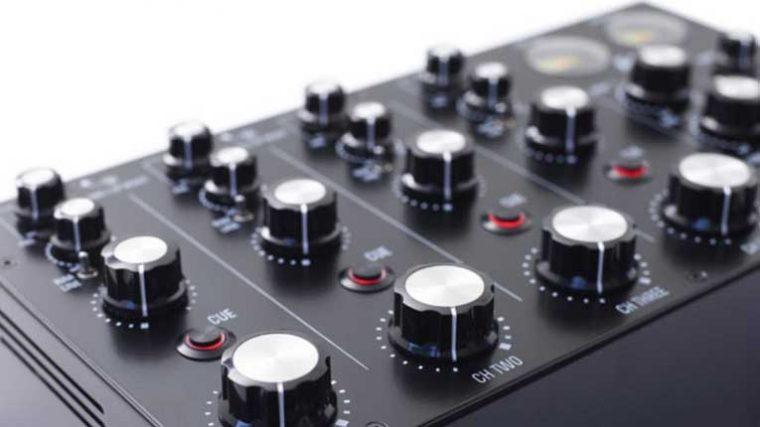 MasterSounds acaba de lanzar su tercera generación de mixers rotativos