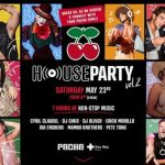 Pacha House Party Vol. 2 llega este fin de semana en apoyo a la Cruz Roja Ibiza