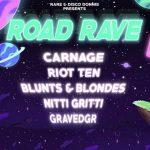 ROAD RAVE- Todo listo para el primer «Car Rave» en Norte América
