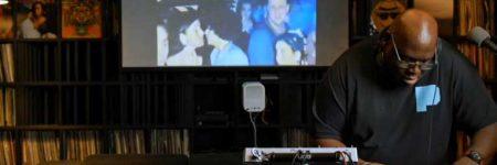 VIDEO: 90's Rave – Mira a Carl Cox tocando un vinyl-set especial de dos horas