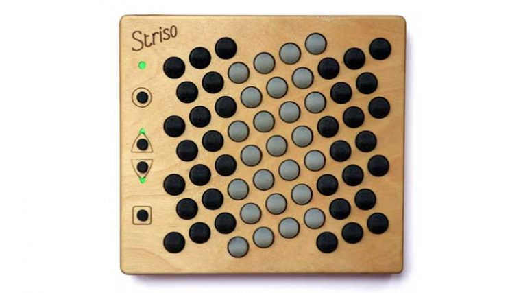 VIDEO: Conoce el Striso Board, un nuevo «controlador expresivo»