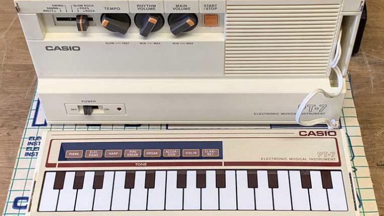 VIDEO – Los teclados, sintetizadores y pianos de Casio cumplen 40 años