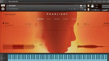VIDEO – Native Instruments lanza el 'Pharlight' para crear texturas complejas con la voz humana