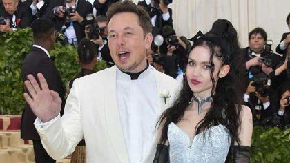 X Æ A-12 – Este es el nombre del hijo recién nacido de Grimes y Elon Musk