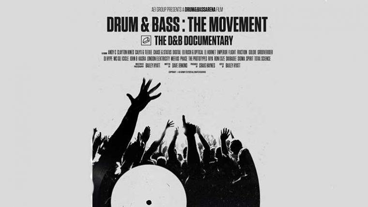 VIDEO – Tras cinco años en pre-producción el documental 'Drum & Bass: The Movement' finalmente está listo