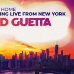 VIDEO – David Guetta anuncia una nueva edición de United At Home desde Nueva York