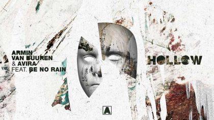 AUDIO – Armin van Buuren presenta 'Hollow', su nueva colaboración con el canadiense AVIRA