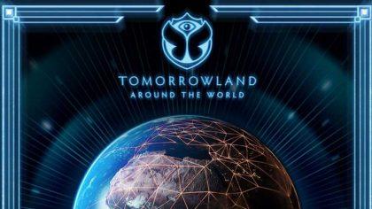 Around The World – Tomorrowland acaba de anunciar el line-up para su nuevo concepto de festival virtual