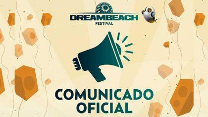 COVID-19: La pandemia obliga a cancelar el festival Dreambeach 2020