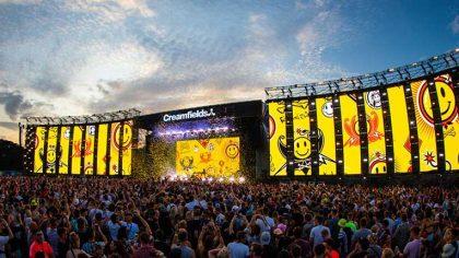 Creamfields UK anuncia la primera ola de artistas para 2021