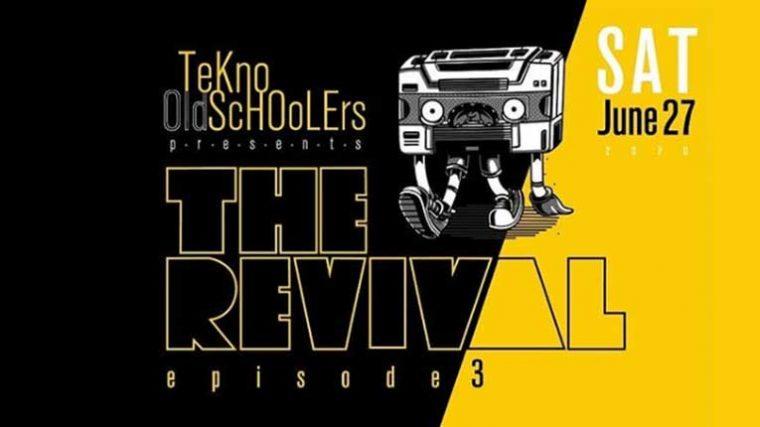El colectivo Tekno-OldSchoolers anuncia la sesión 'Episode 3' con varios DJs experimentados