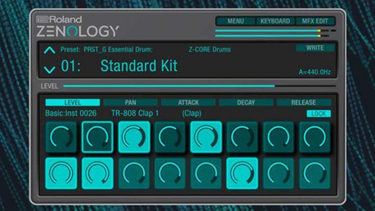 Estos son los nuevos sound packs Zencore de Roland