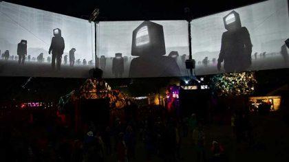 Lost Horizon – Glastonbury anuncia festival virtual inmersivo y venta de merchandise con fines benéficos