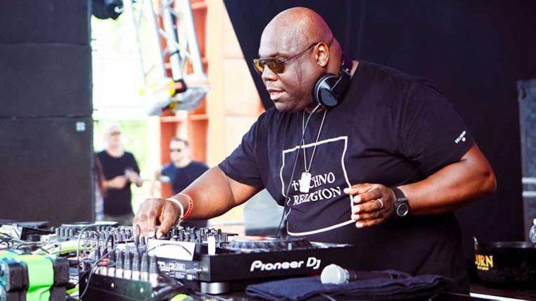 Last Night A DJ Saved My Life – Carl Cox tocará set para la organización benéfica este fin de semana
