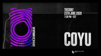 Livestreaming – Coyu presenta hoy la tercera edición de 'World Live III'