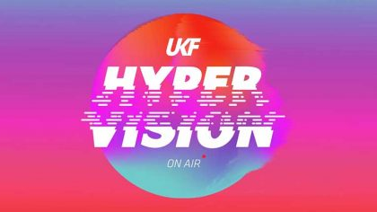 UKF anuncia la serie de eventos 'Hyper Vision', una experiencia audio visual inmersiva