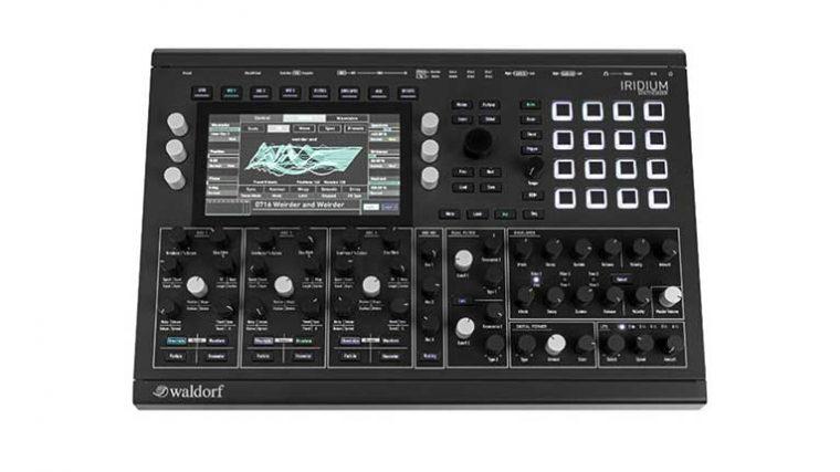 VIDEO – El nuevo sintetizador Iridium ofrece funcionalidad futurista y diseño de sonido denso