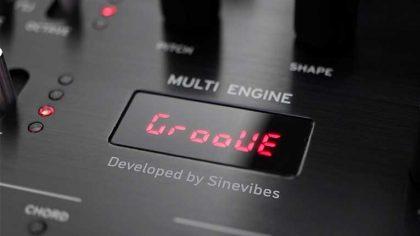 VIDEO – Sinevibes Groove: Un plugin para ampliar significativamente las funciones de un sintetizador Korg