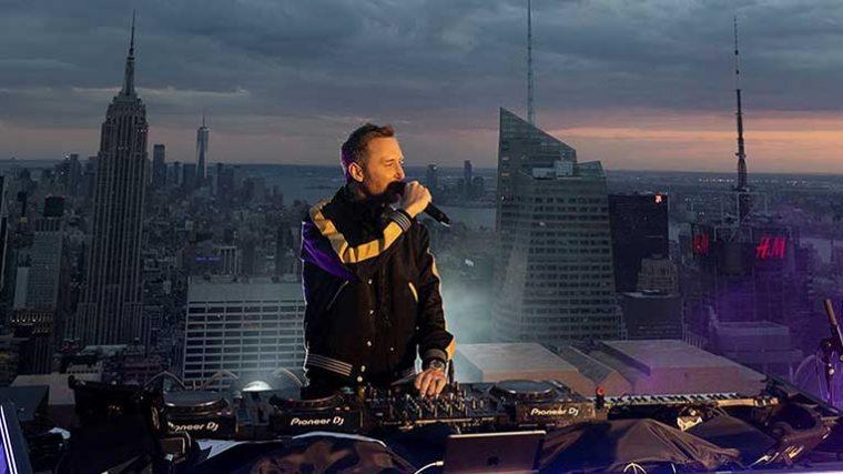 VIDEO – United At Home: Mira la transmisión completa de David Guetta desde Nueva York