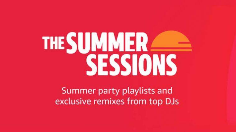 AUDIO – Amazon Music lanza 'The Summer Sessions', una serie de playlist de música electrónica