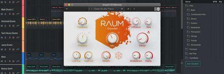 Amped Studio se convierte en el primer DAW online que admite plugins VST