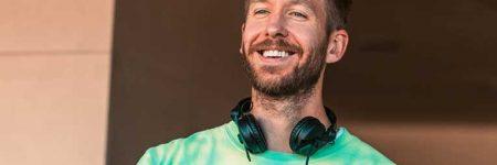Calvin Harris anuncia un nuevo lanzamiento bajo su aka de Tech House 'Love Regenerator'