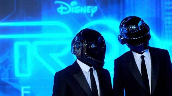 Daft Punk listos para volver a la pantalla grande en 'Tron 3'