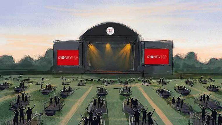 Virgin Money Unity Arena será el lugar para eventos «socialmente distantes» en el Reino Unido