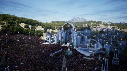 Esta semana llega el Tomorrowland Around The World y ya puede ver los set times y un preview de los stages